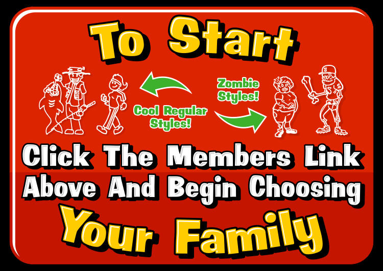 how to start your family sticker